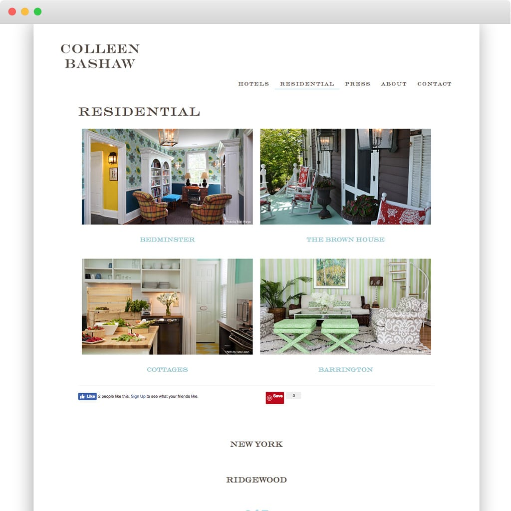 colleen bashaw site