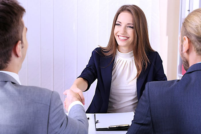 preparing for interview image