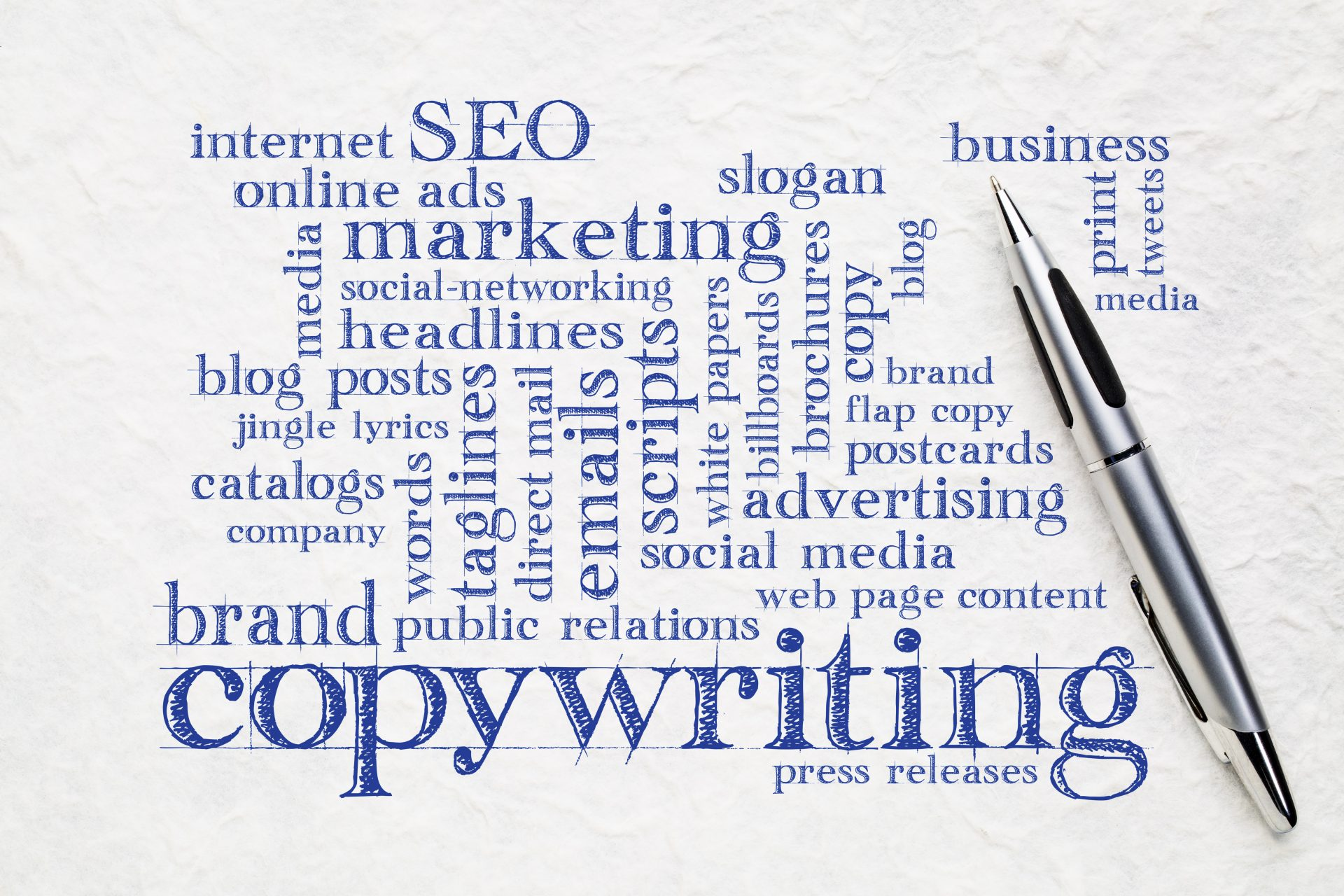 Bergen County Web Design copywriting