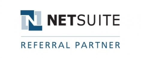 NetSuite - Referral Partner Logo